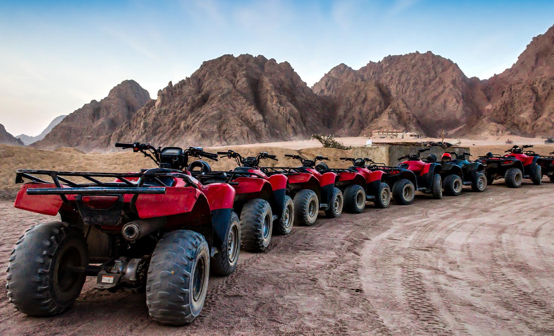Quad Bike ATV Adventure