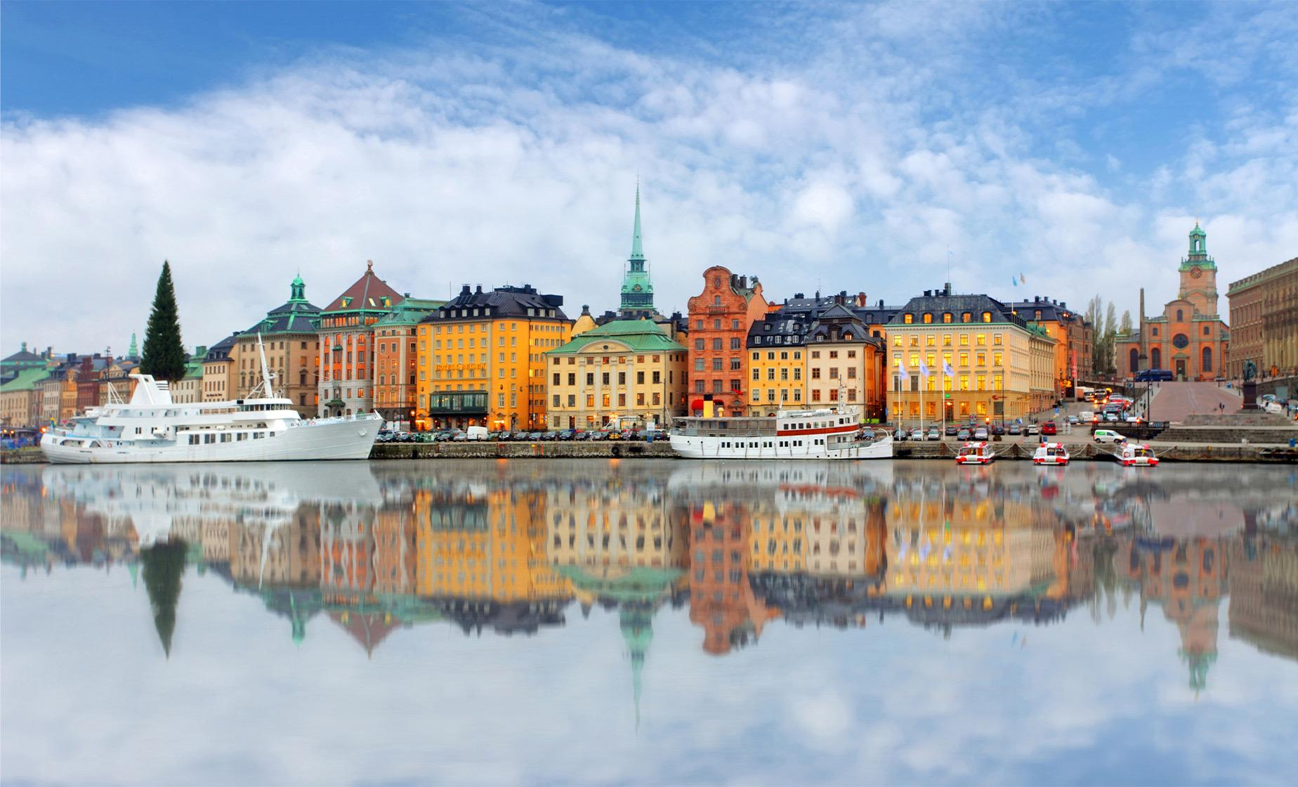 Stockholm's Highlights: Land and Sea