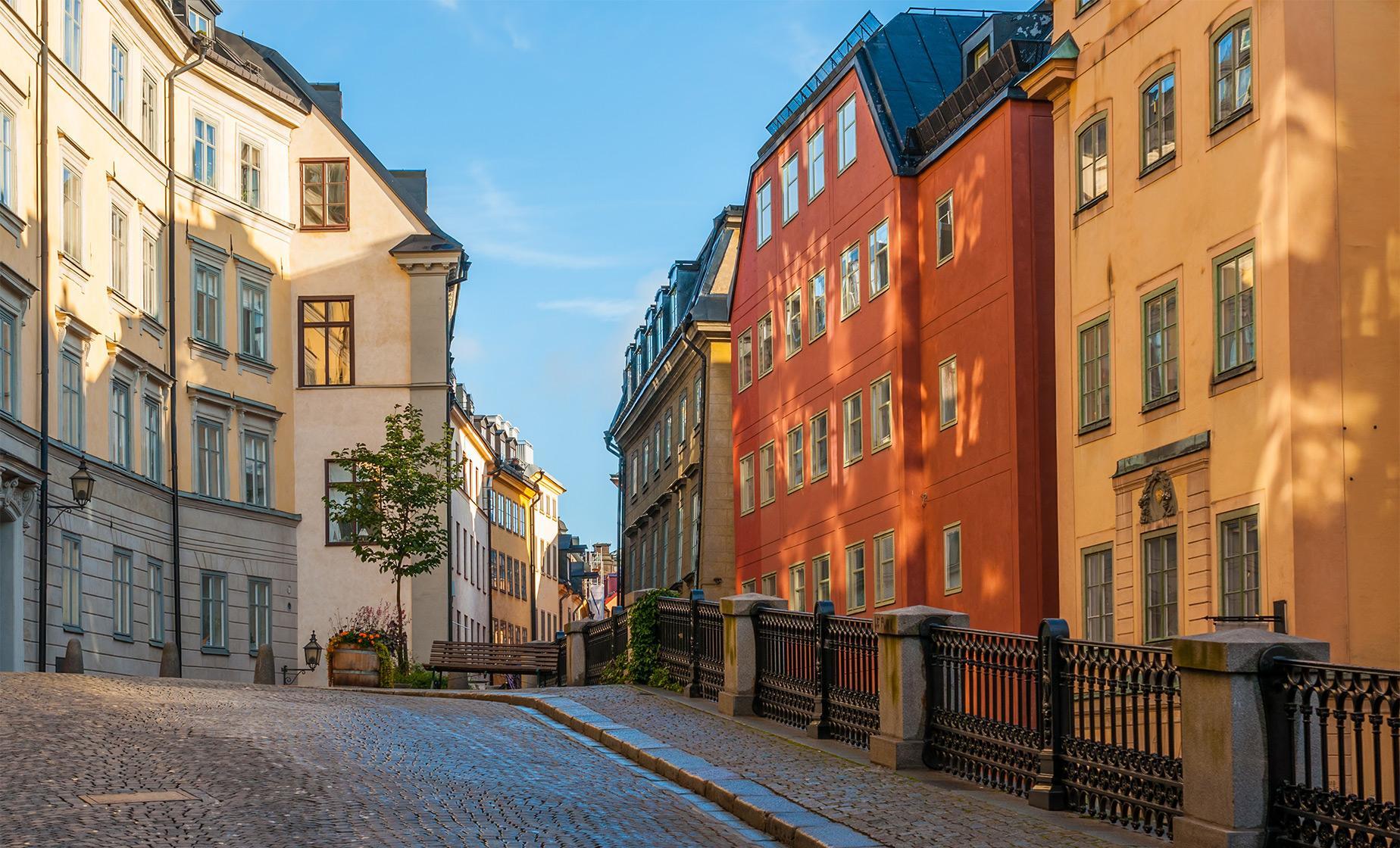 Stockholm Historic Highlights