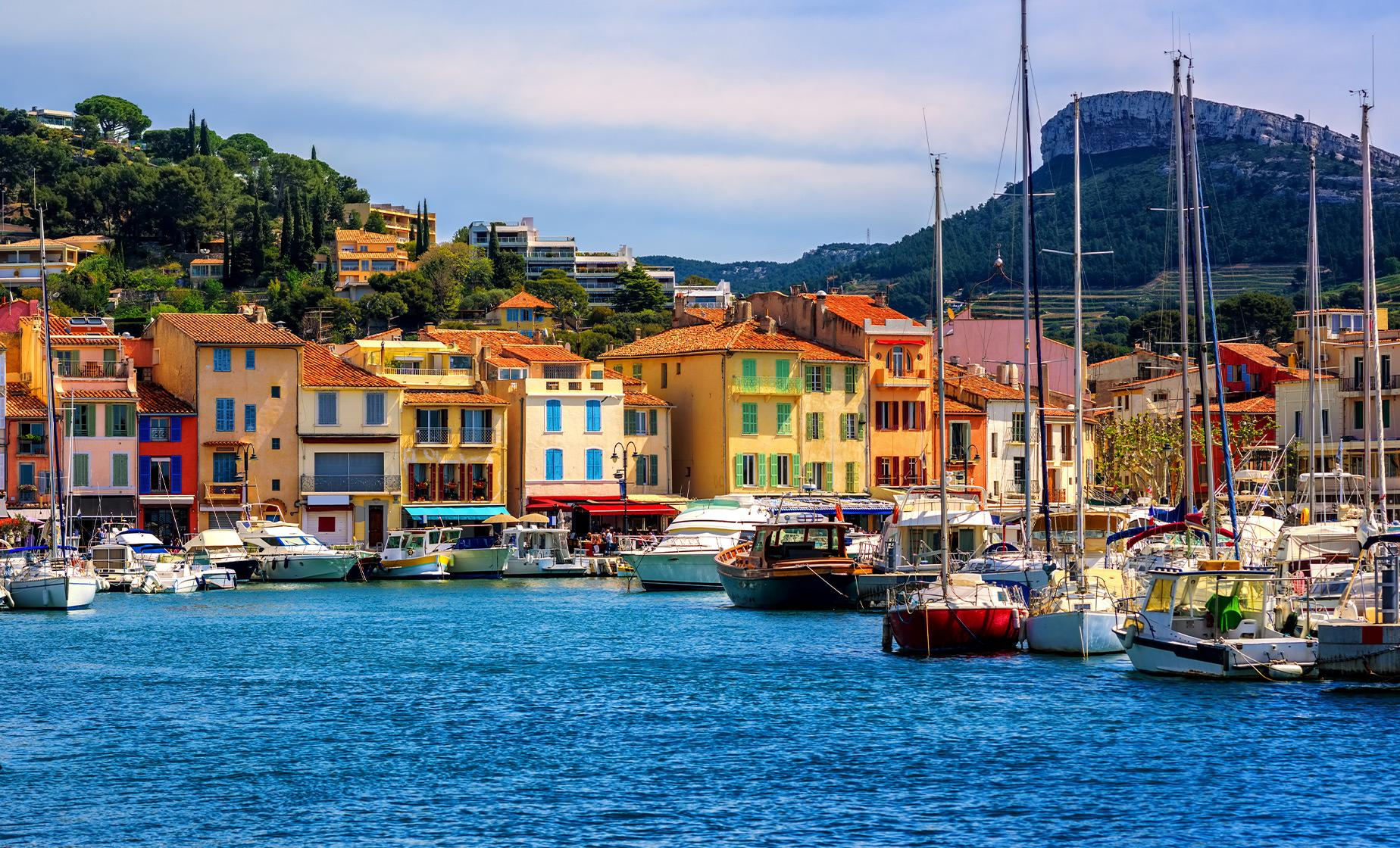 Private Cassis, Bandol and Le Castellet Full Day Tour