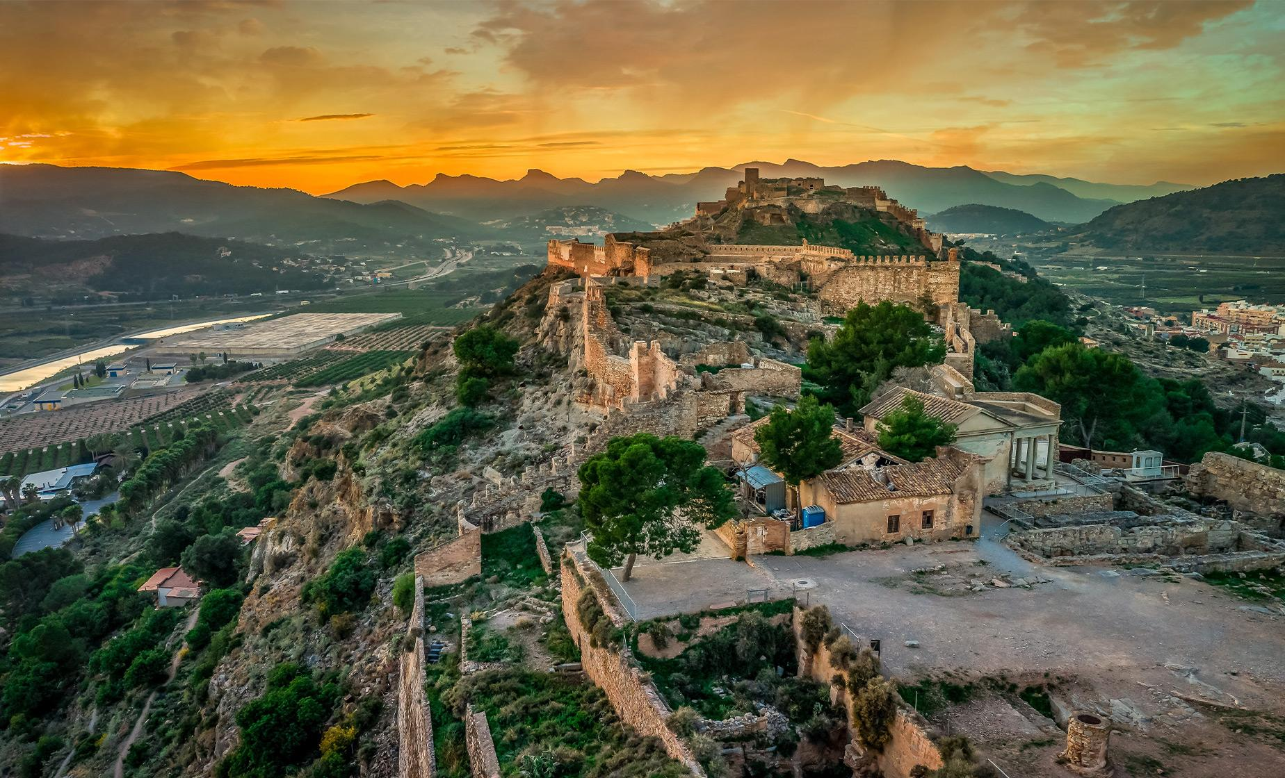Private Full Day Sagunto and Valencia