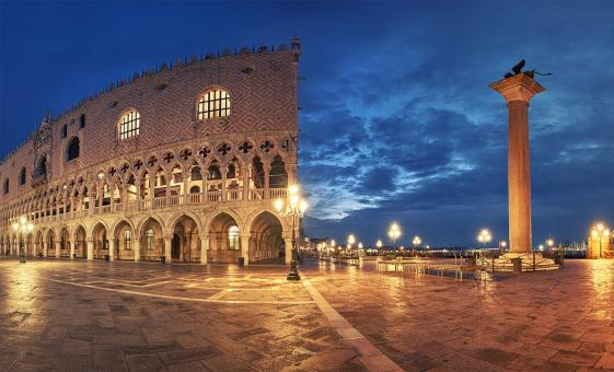 VIP St. Mark's Basilica After Dark and Doge's Palace Highlights