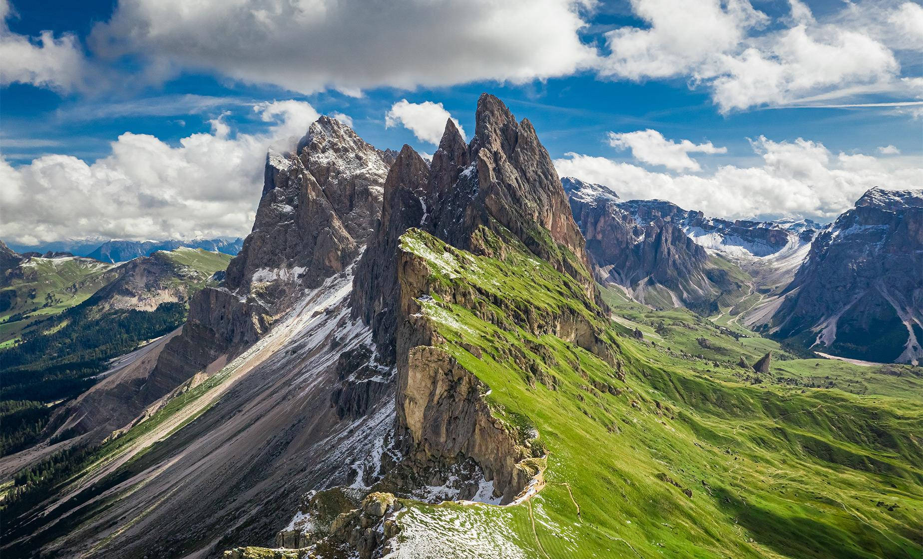 Exclusive Dolomite Mountains Day Trip from Venice