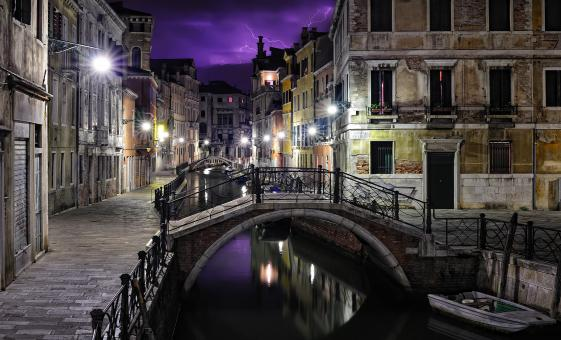 Mysteries and Legends of Venice