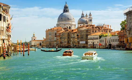 Venice City Sightseeing Canals Hop On Hop Off Boat