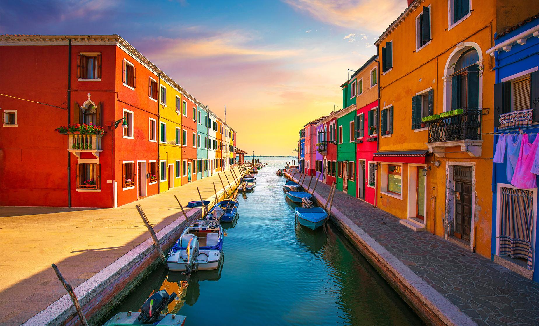 Enchanted Isles of Murano, Burano and Torcello