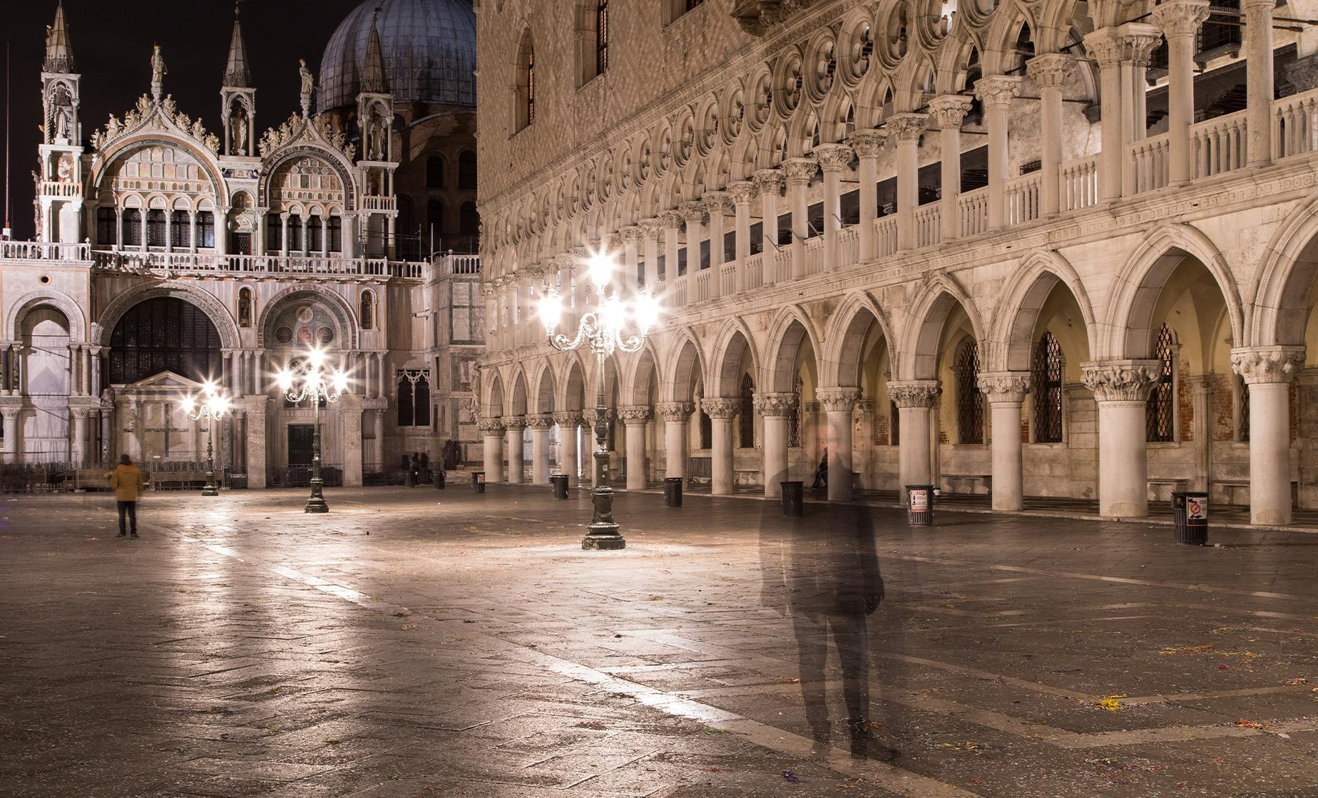 Photo of Venice Walking Ghost Tour