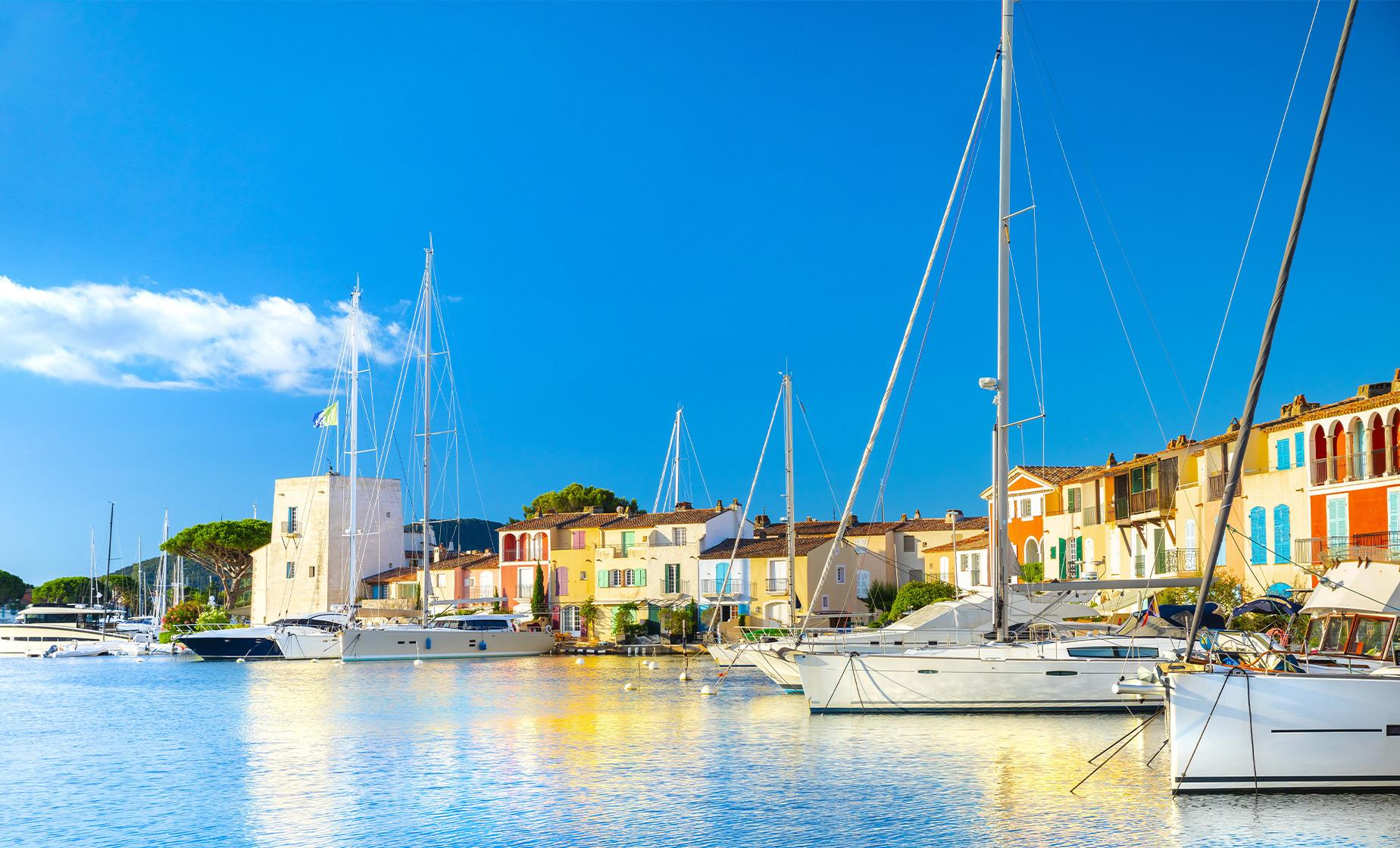 Saint Tropez and Port Grimaud Tour (Esterel, Place Des Lys)
