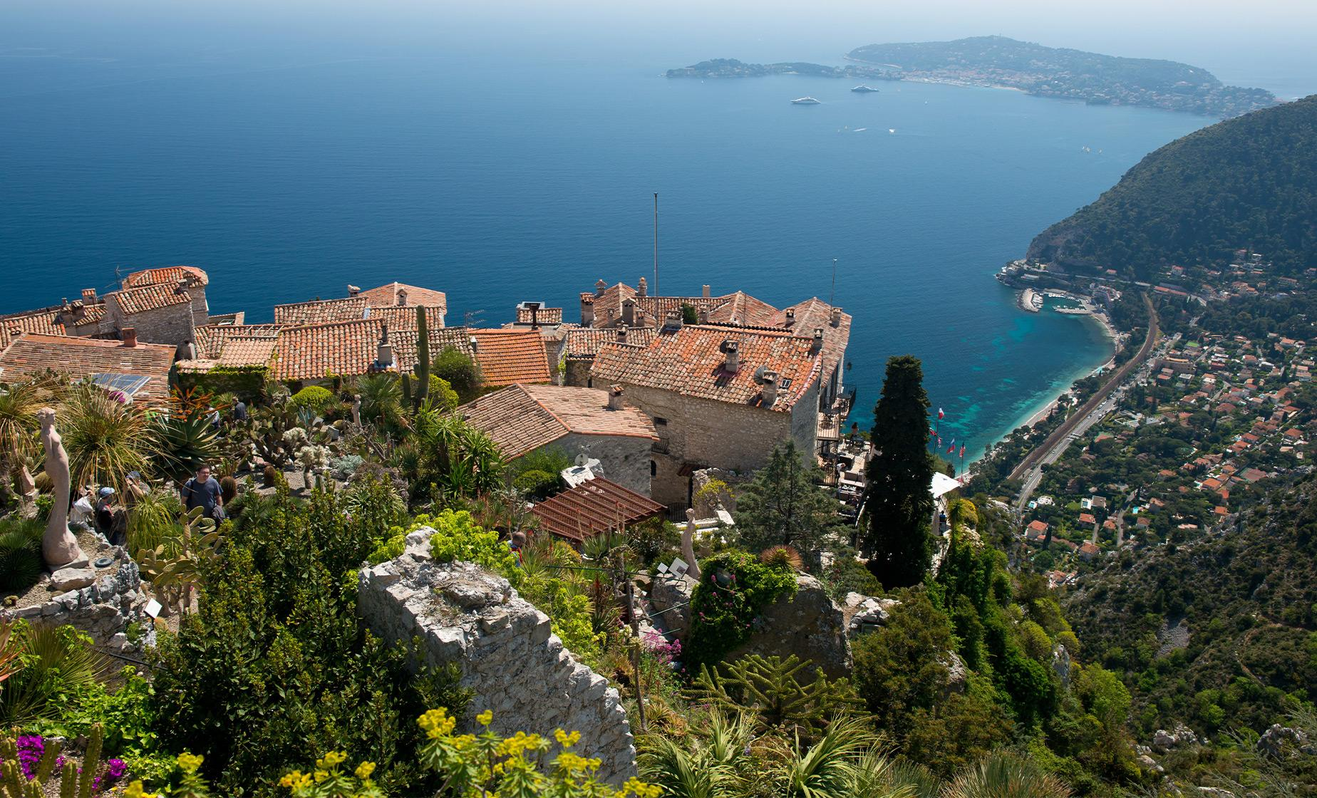 Medieval Village of Eze Tour