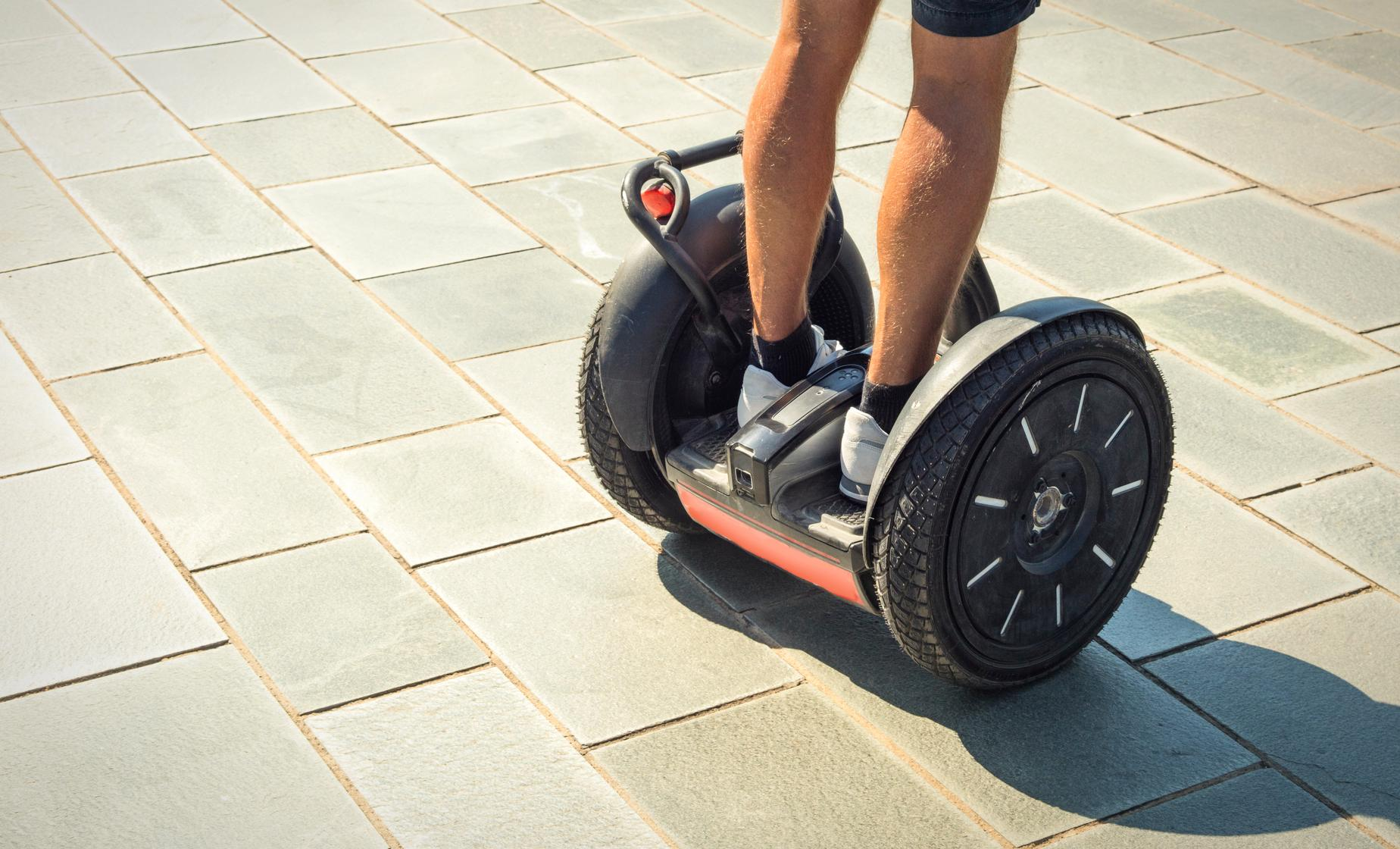 Segway Tour Nice Grand Tour - 2 Hours
