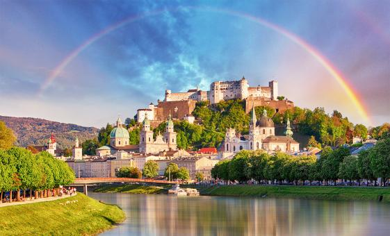 Best of Salzburg, Mozart and The Sound of Music