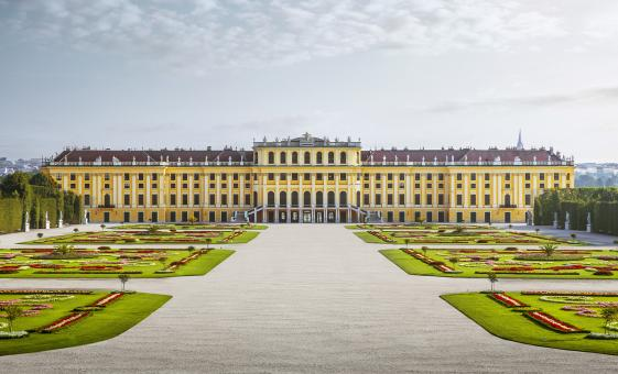 Best of Vienna with Schonbrunn