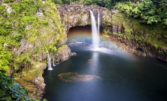 Hilo Tropical Waterfalls