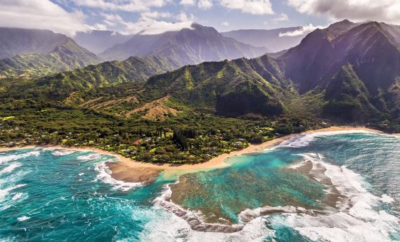 Private Kauai and Forbidden Island by Airplane