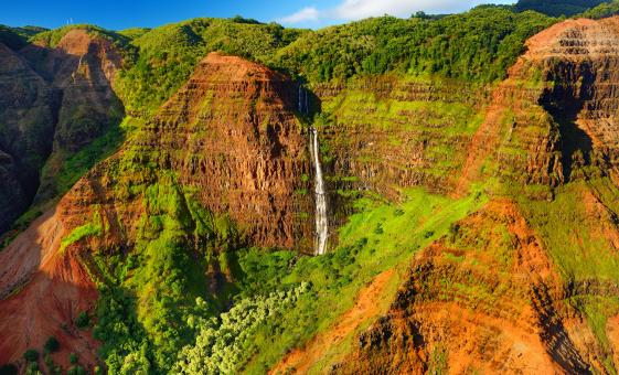 Private Spectacular Waimea Canyon and Southside Landmarks