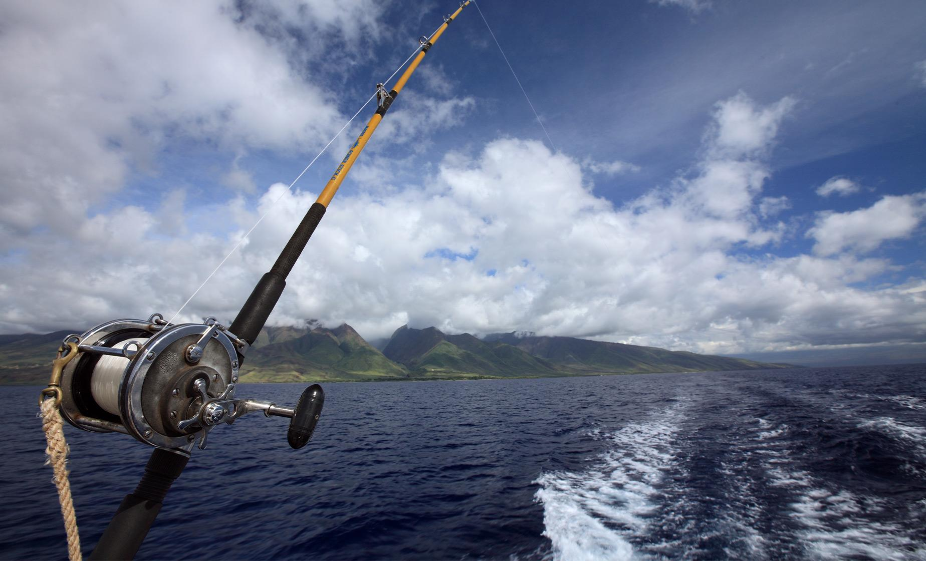 Half Day Sportfishing Tour in Kona (Kailua)