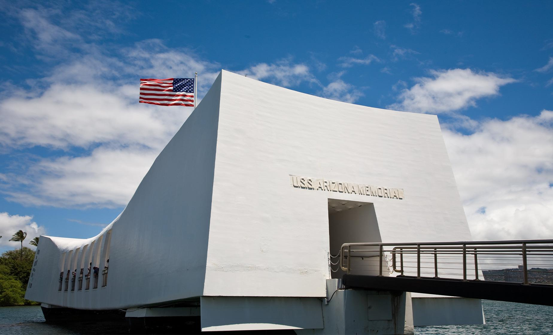 Pearl Harbor and Honolulu City Disembarkation Tour