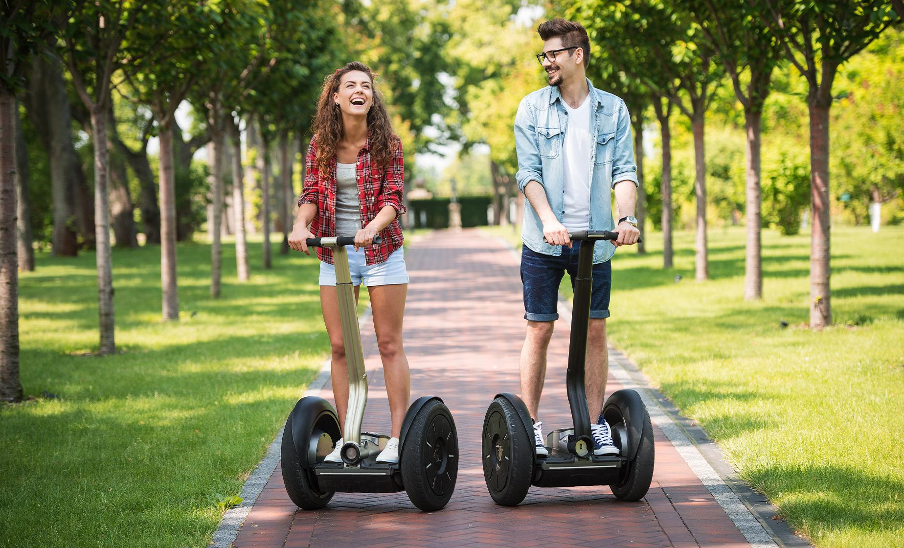 Honolulu Culture and History Segway Tour