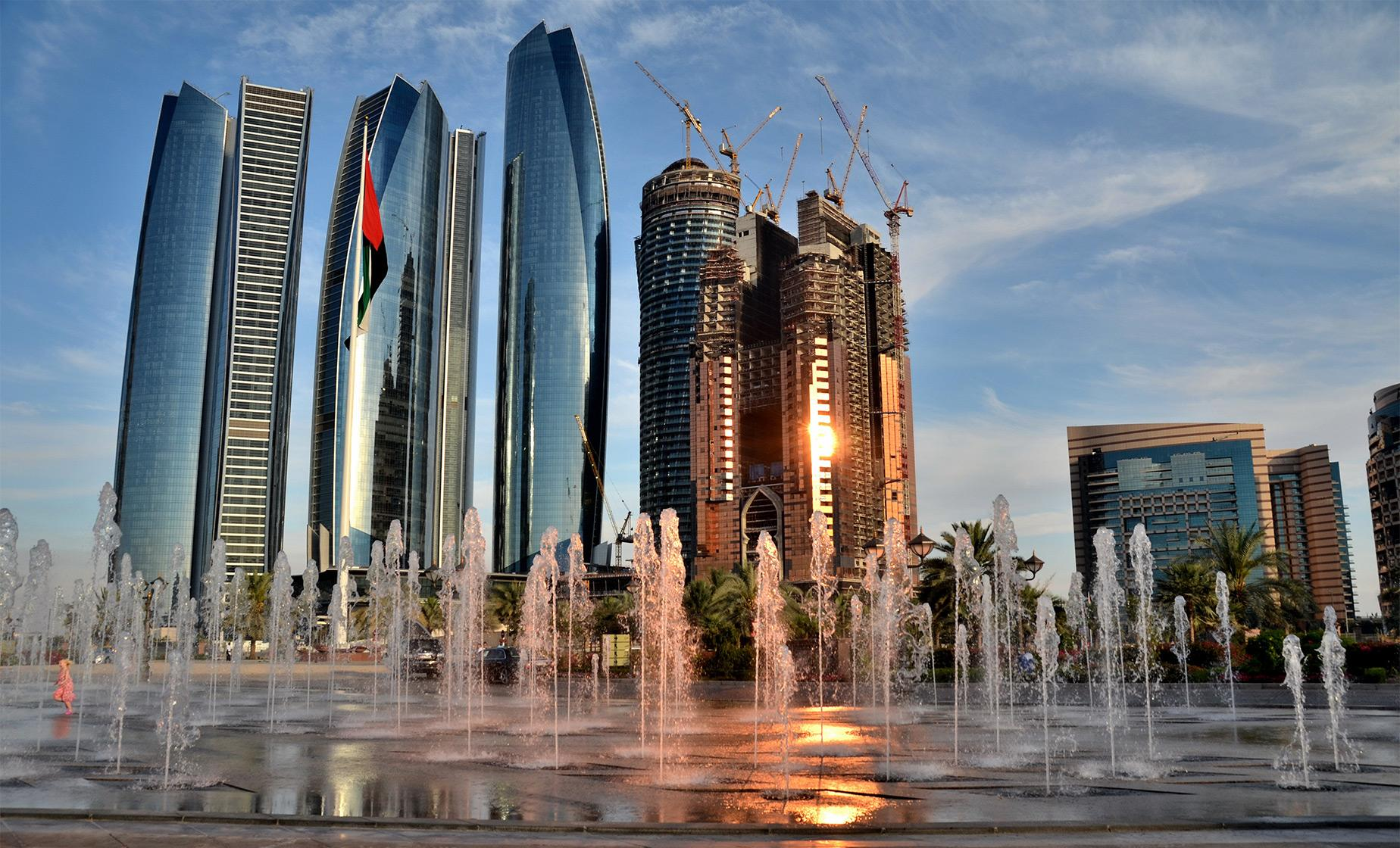 The Best of Abu Dhabi Half Day Tour