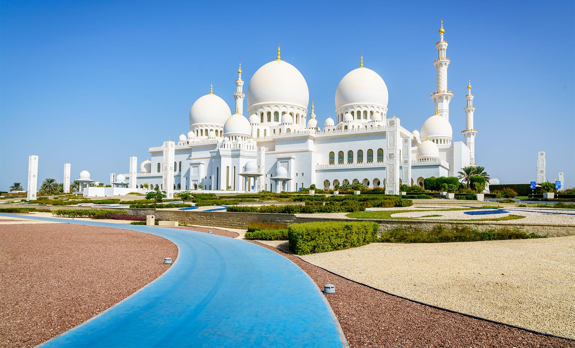 The Best of Abu Dhabi Half Day Private Tour