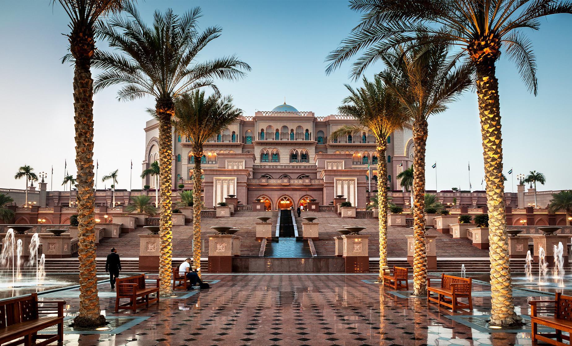 Dubai Highlights From Abu Dhabi Port