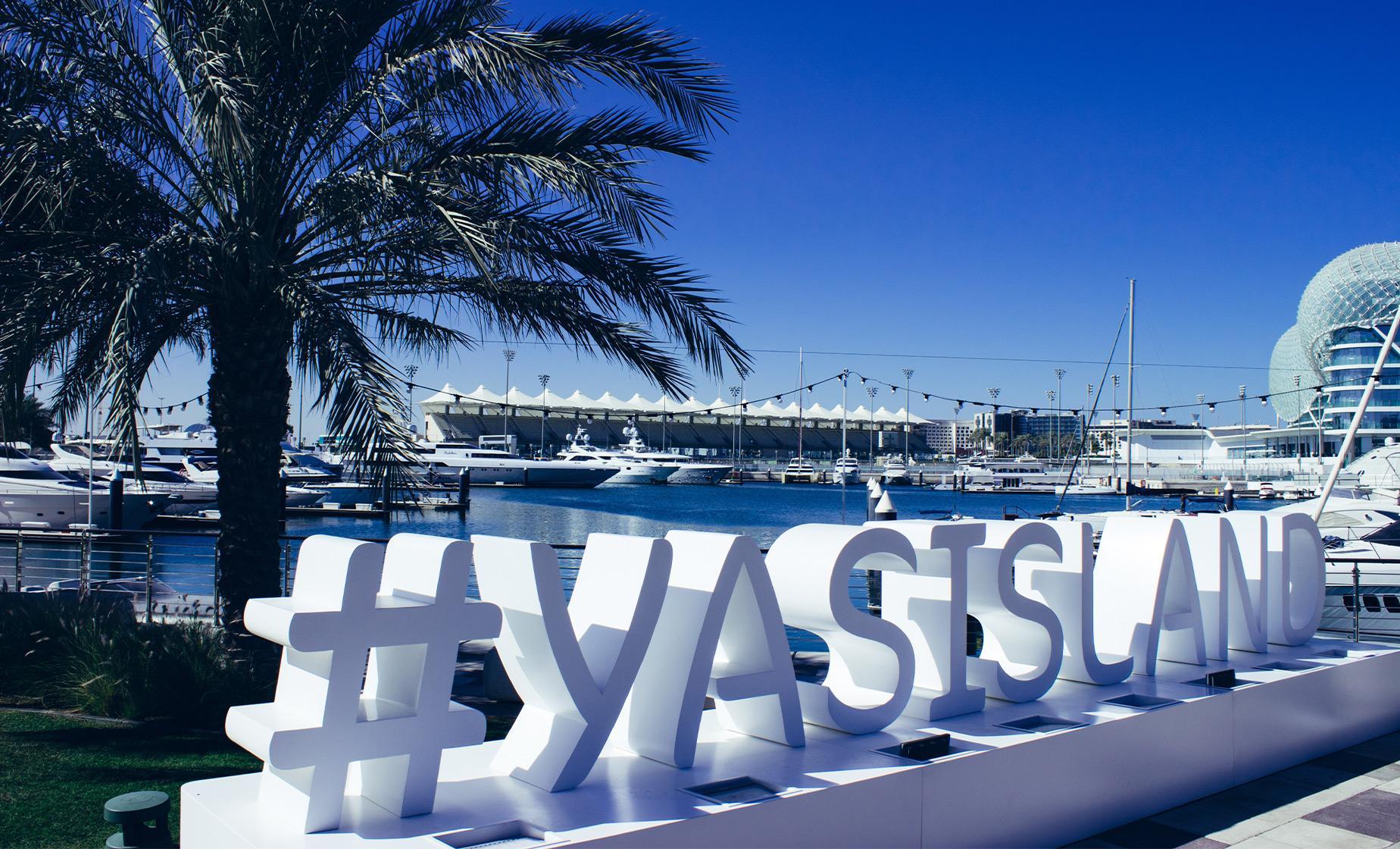 Yas Island Tour