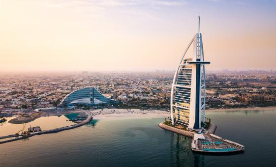 Modern Dubai with Burj Khalifa ticket & Dubai Aquarium
