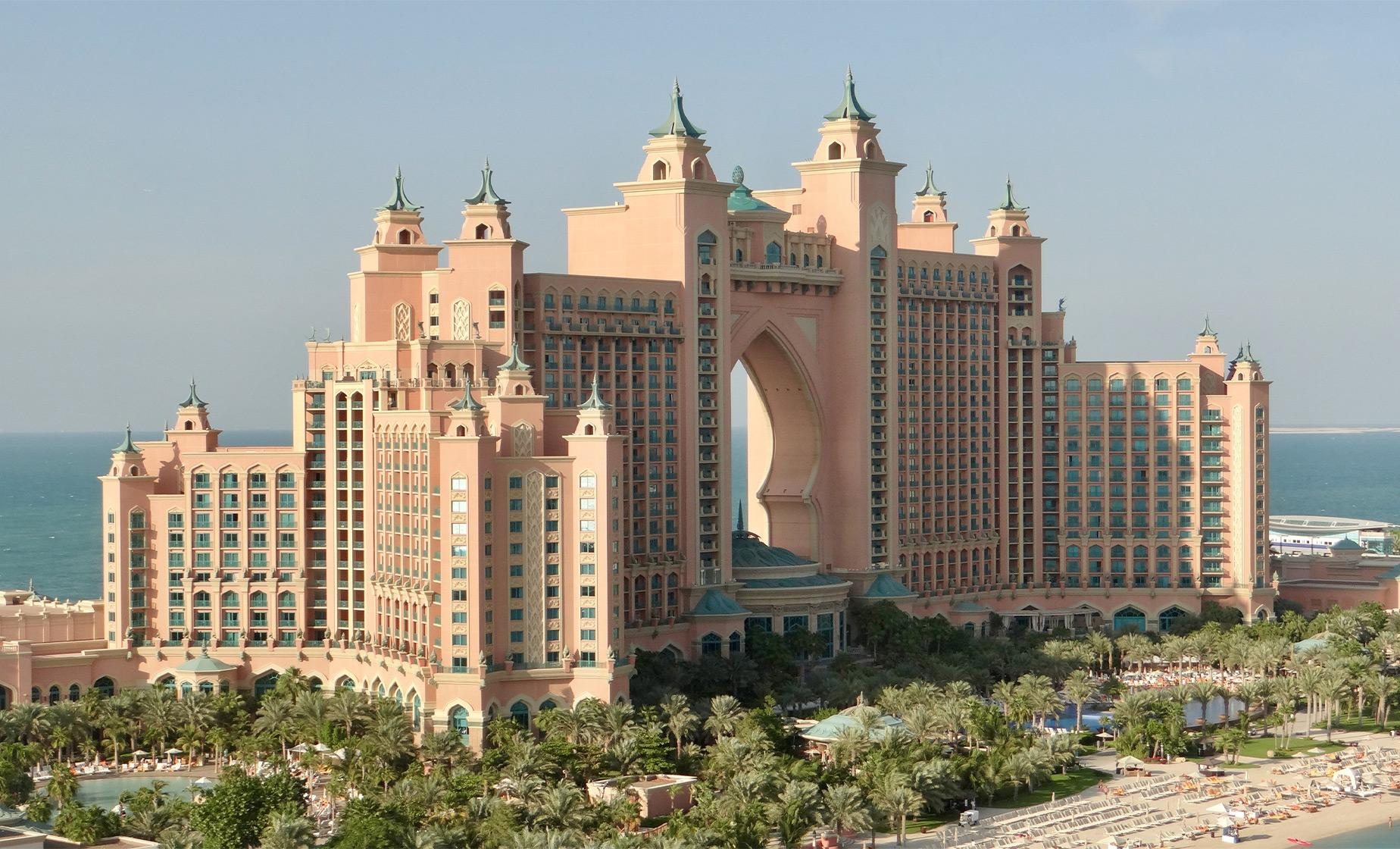 Palm Jumeirah & Burj Al Arab