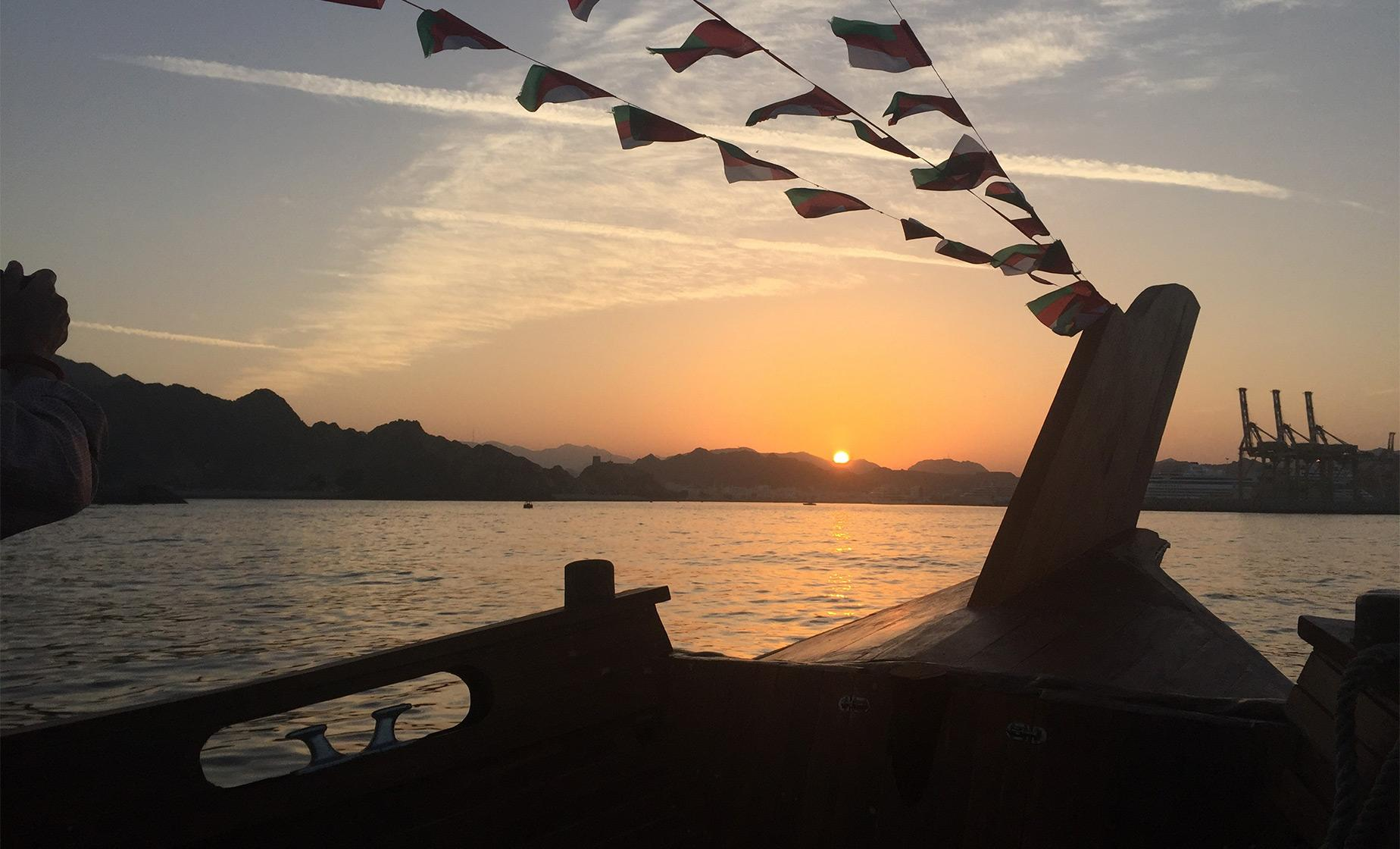 Evening Dhow Cruise