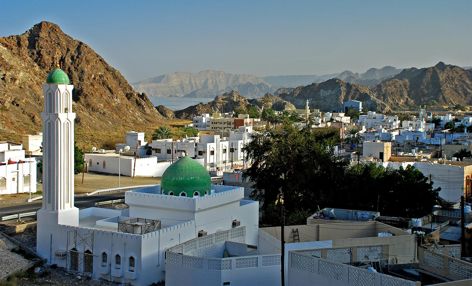 Muscat City Highlights Tour