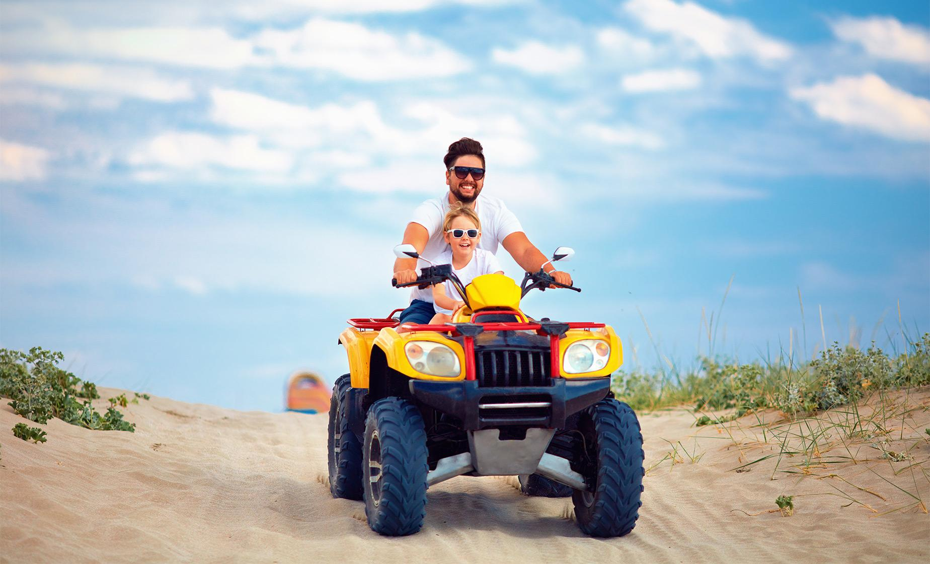 Migrino Beach ATV Adventure