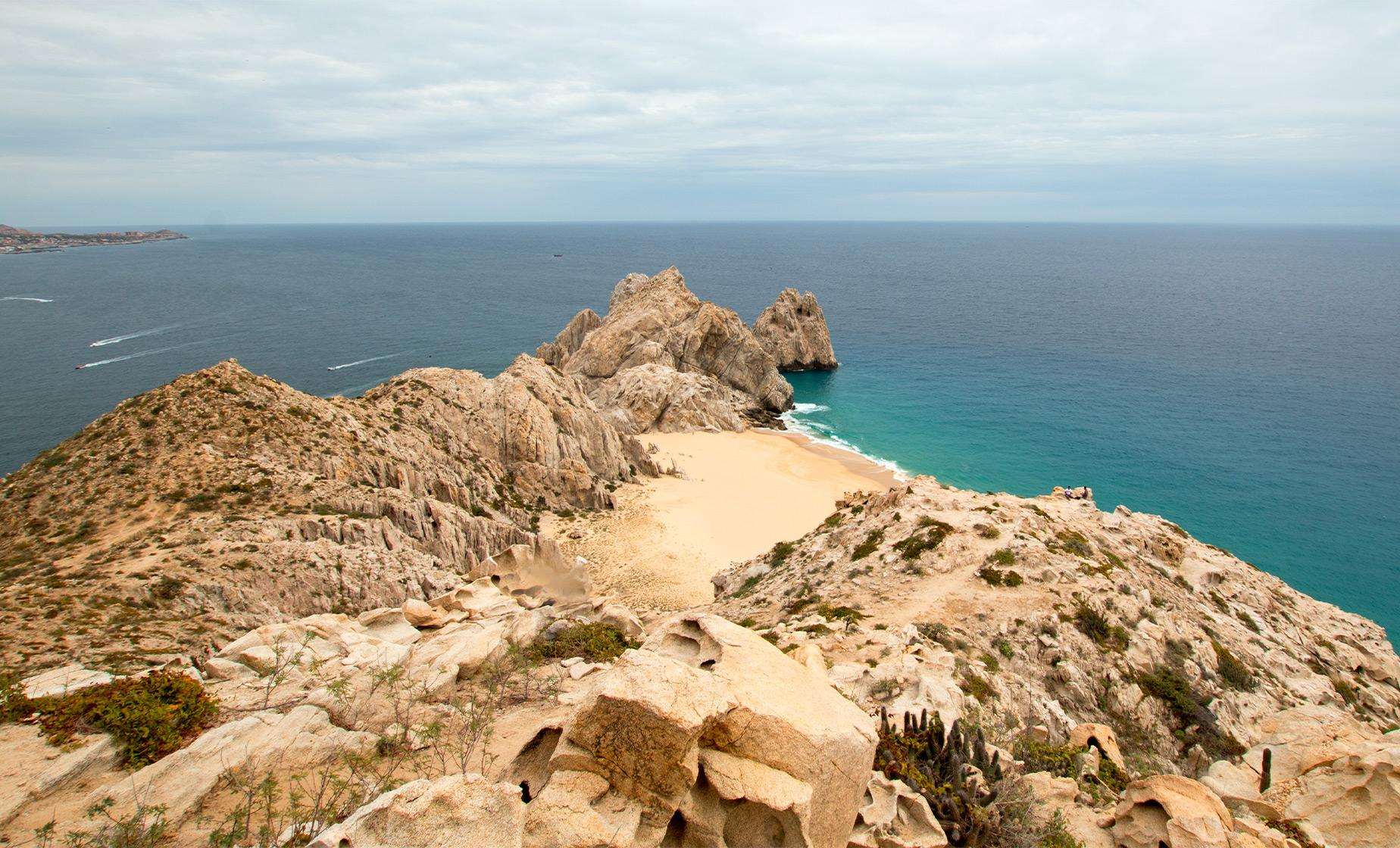 Jeep Adventure and Hiking at Fox Canyon Tour from Cabo San Lucas