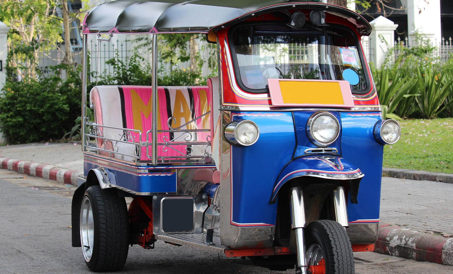 Tuk Tuk and Street Gourmet Experience