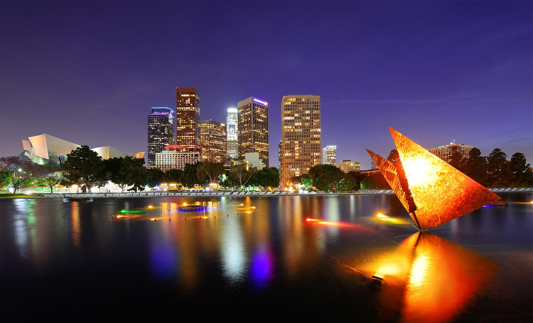 Night Helicopter Sightseeing Tour Cruise Excursion In Los
