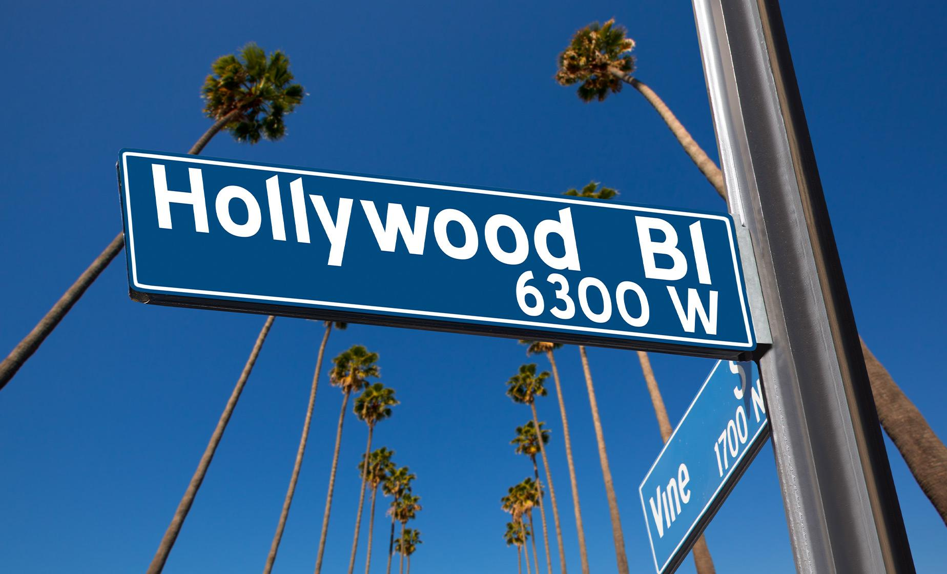 Amazing Hollywood Scavenger Hunt