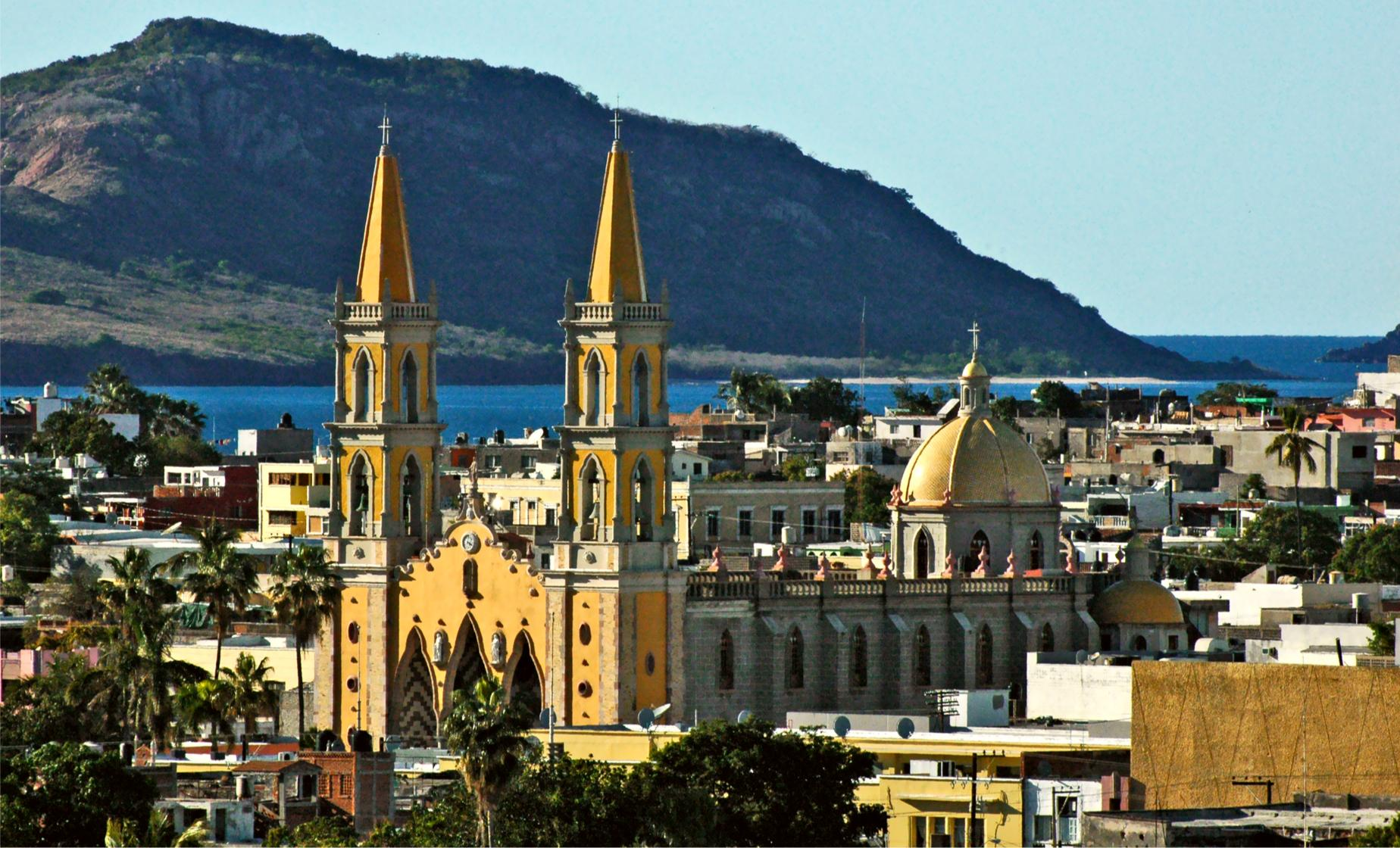 Two Facets of Mazatlan: City and Rancho Tour