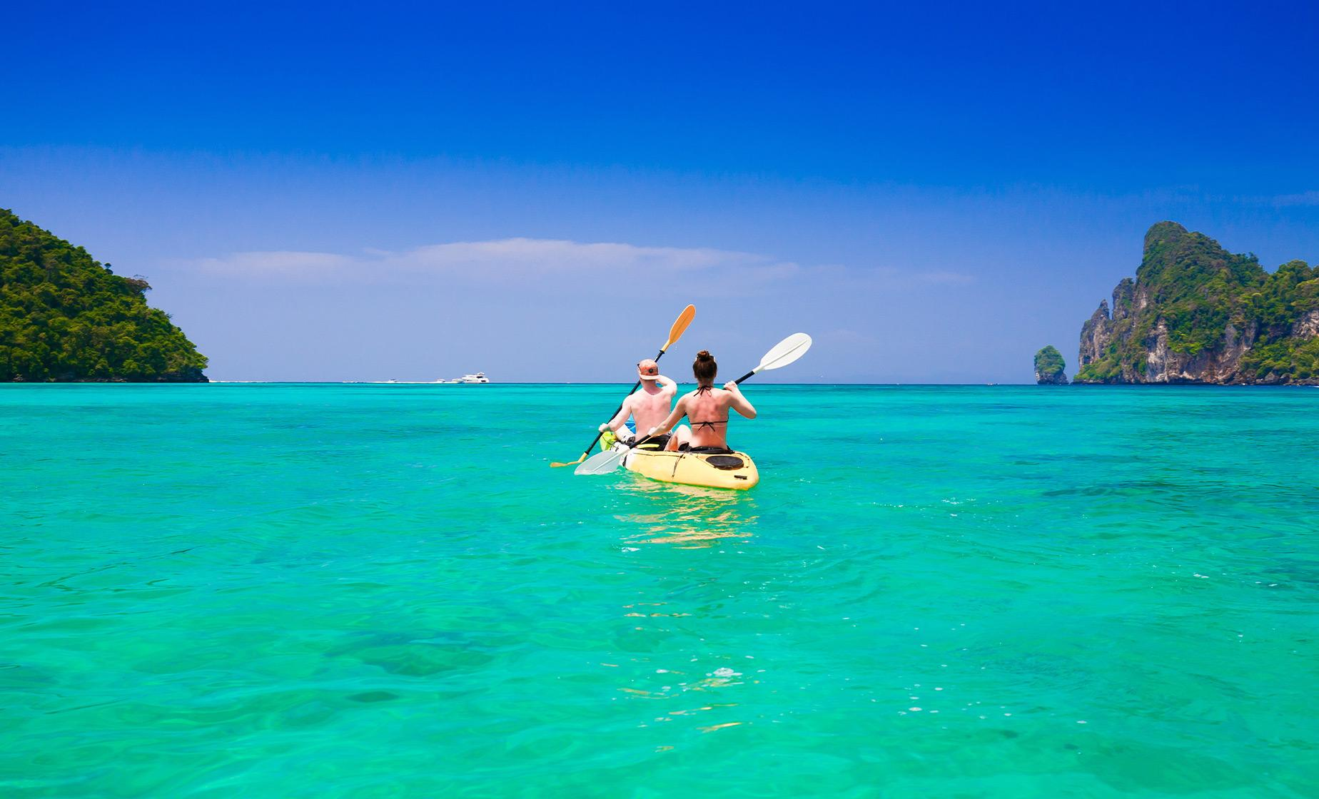 Sea Kayaking and Snorkeling Combo