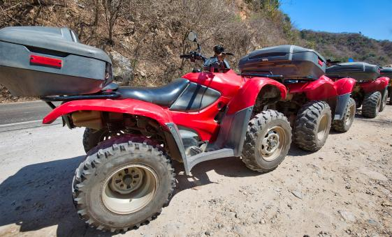ATV Tour in Puerto Vallarta (Sierra Madre Mountains, Valley of Vallejo)
