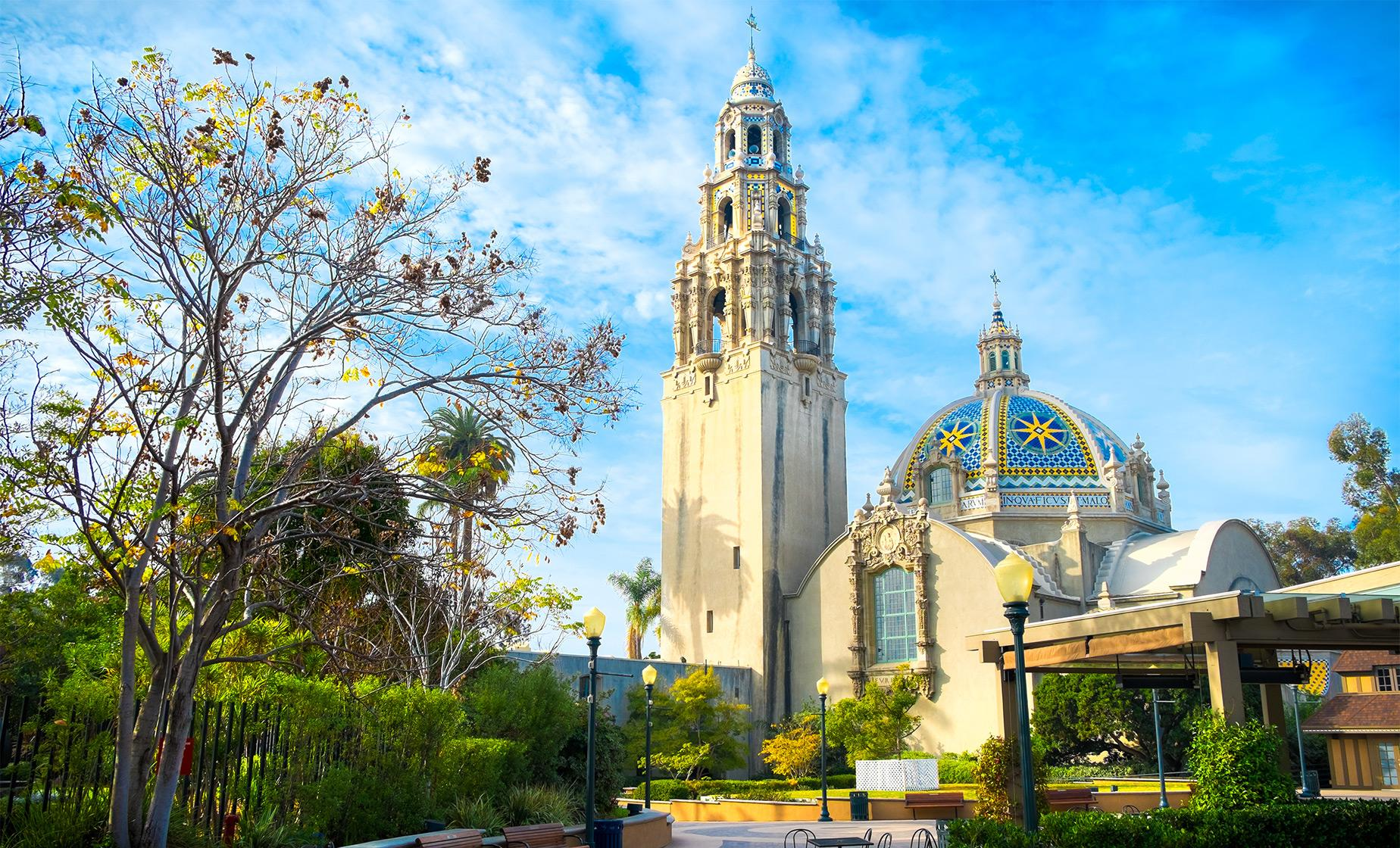 Private Balboa Park Highlights and Secrets