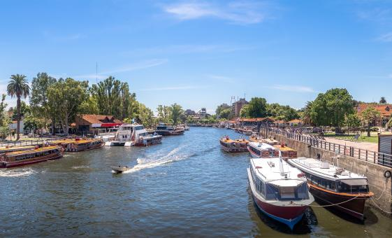 Private Tigre Delta & River Cruise tour