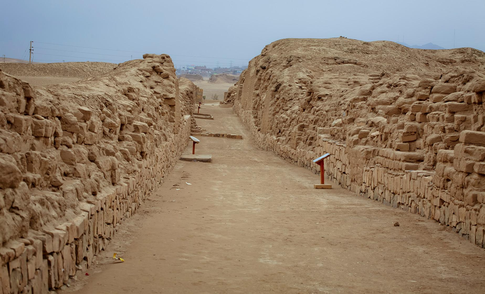 Private Pachacamac Ruins Exploration