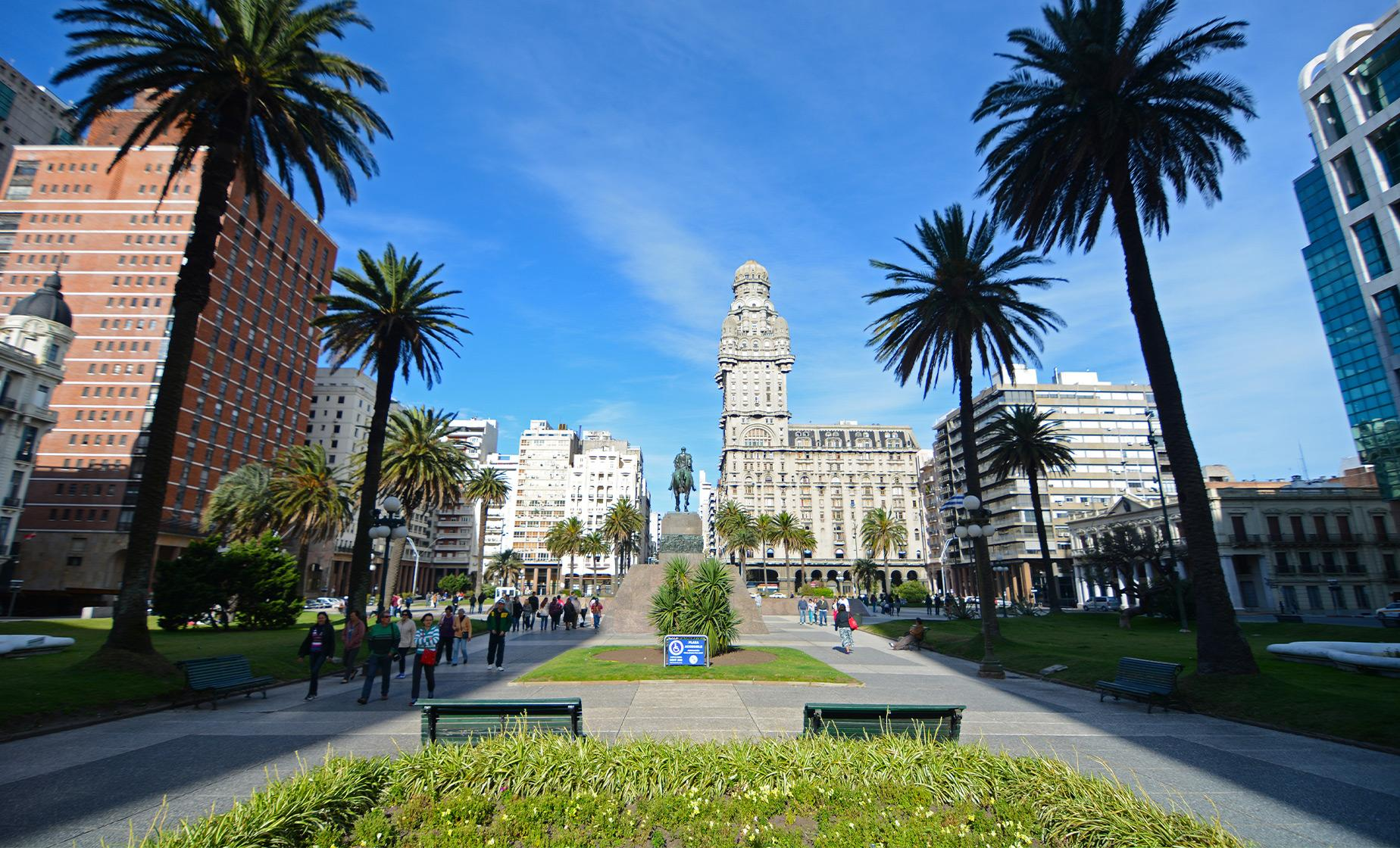 Private Montevideo Highlights Tour