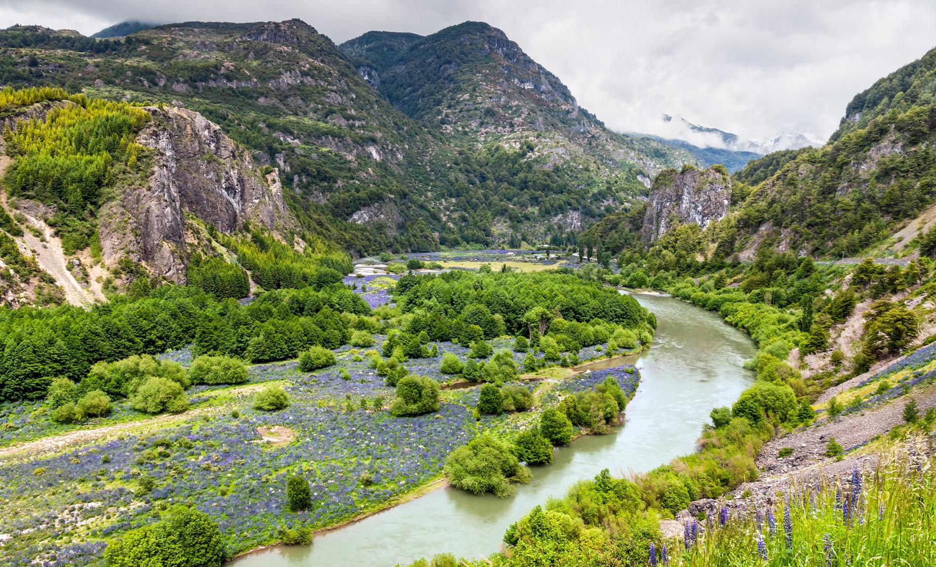 Private Coyhaique & Simpson Valley Exploration