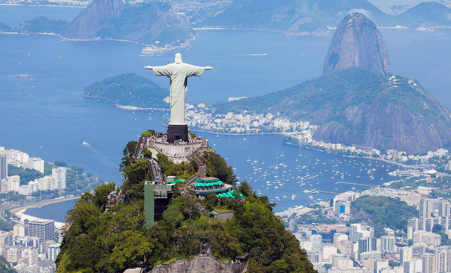 Best of Rio Full Day Tour