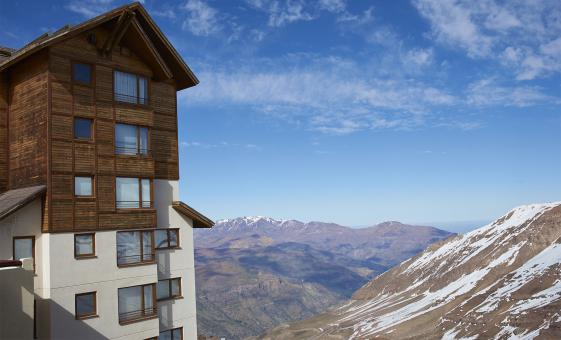Half Day to Los Andes to Valle Nevado and Farellones Tour