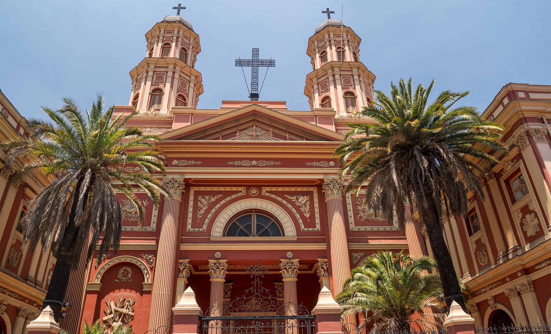 Santiago City Tour (Post Cruise)