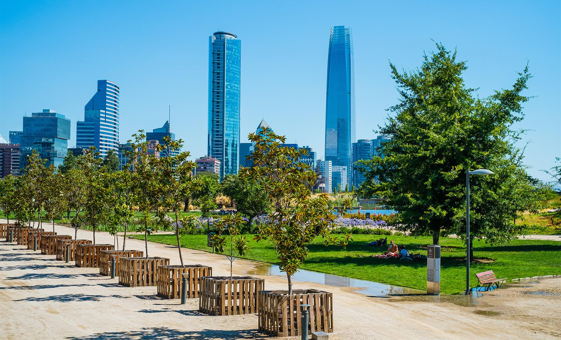 Santiago City Tour (Pre Cruise)