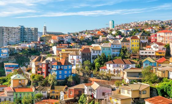 Colors of Valparaiso