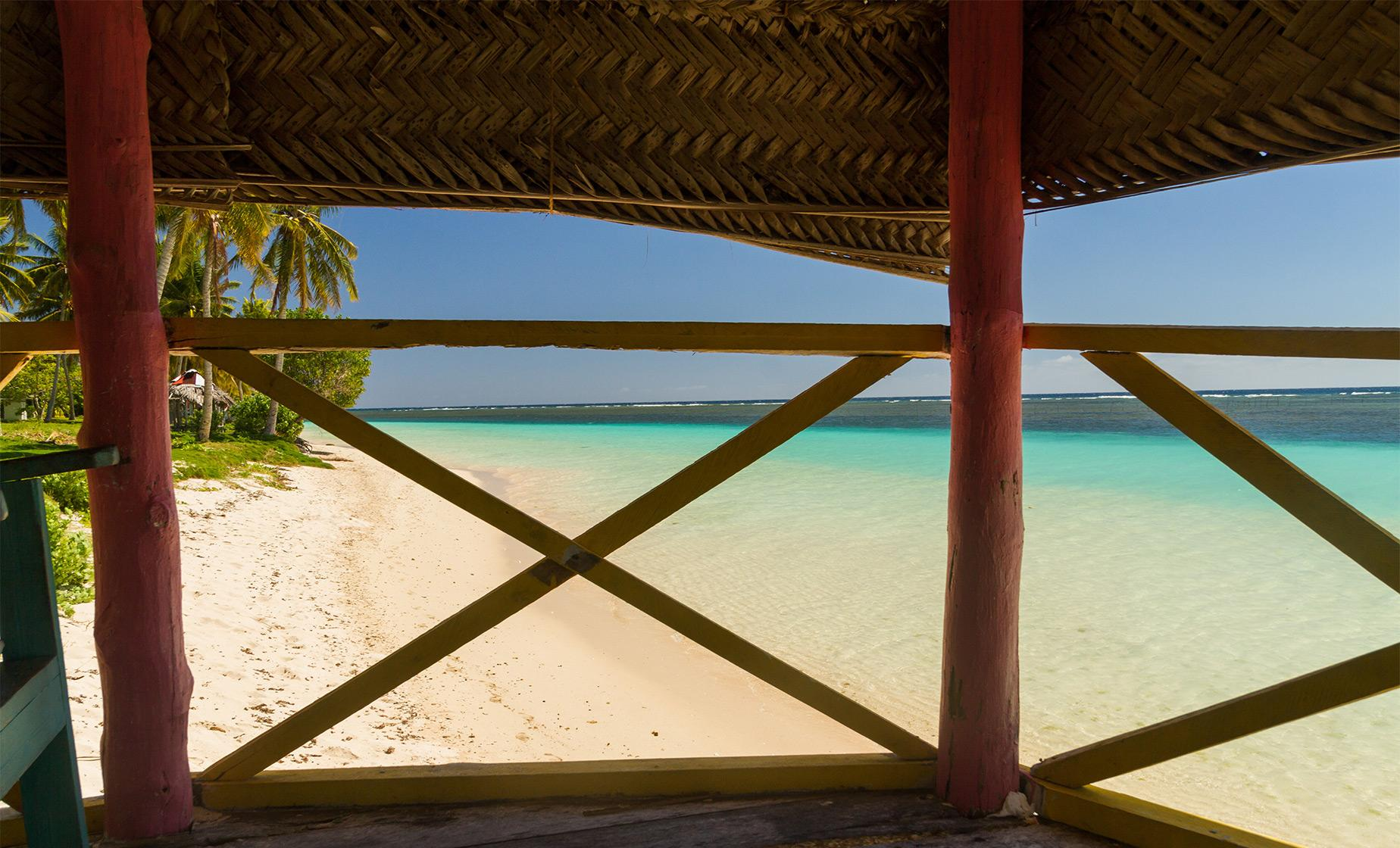 Private Beachside Hut for Two