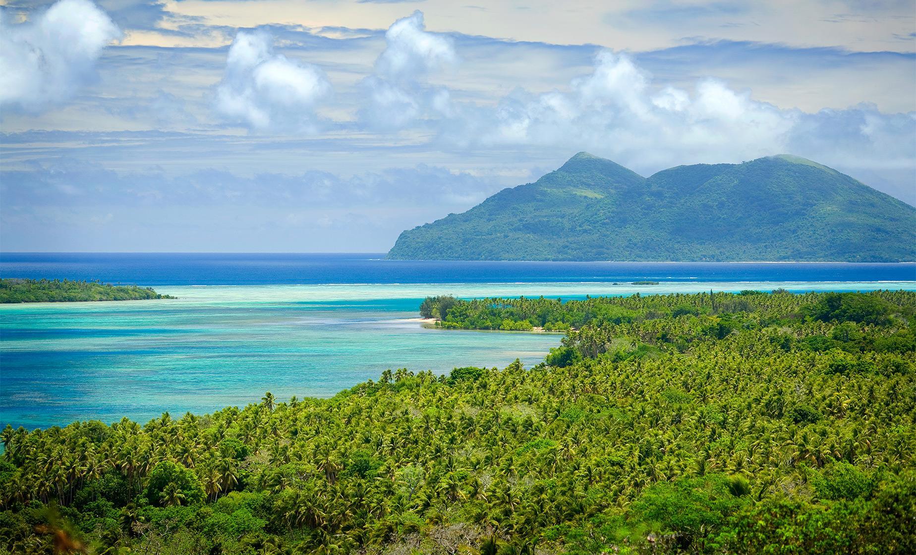 Pacific Island Shore Excursion